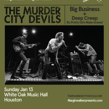 The Murder City Devils, Big Business, Deep Creep-img