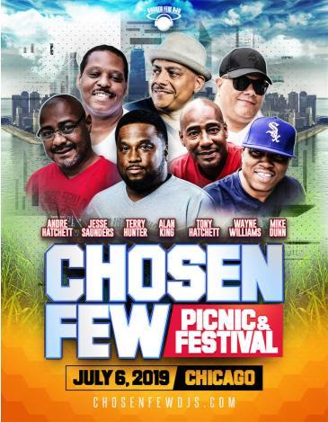 Chosen Few Picnic & Festival (Presales): Main Image