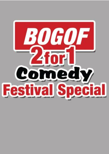 BonkerZ Celebrates Sydney Comedy Festival 2 for 1 Seats: Main Image