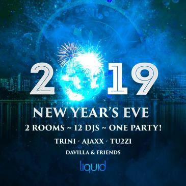 LIQUID NEW YEARS EVE CELEBRATION: Main Image