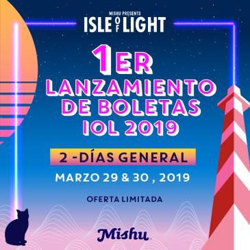 Isle of Light Music Festival 2019: Main Image