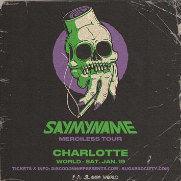 SAYMYNAME - CHARLOTTE: Main Image
