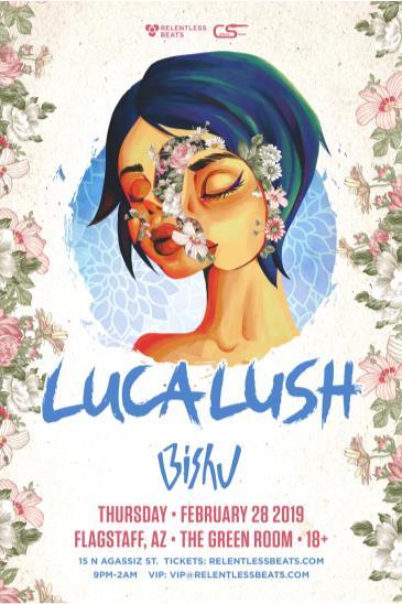 Luca Lush: Main Image