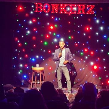 BonkerZ (Drink Included) Featured Artist Comedy Clubs: Main Image