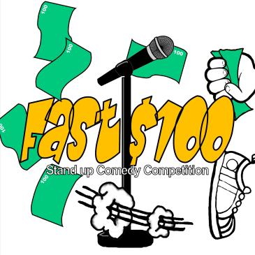 BonkerZ Presents The Fast $100 Comedy Competition: Main Image