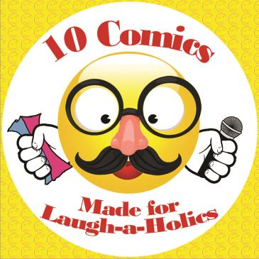 BonkerZ Presents 10 Comics for $15 Bucks: Main Image
