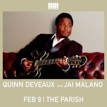 Quinn DeVeaux w/ Jai Malano-img