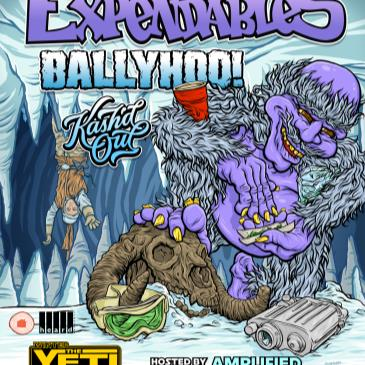 The Expendables Winter Blackout Tour w/ Ballyhoo!-img
