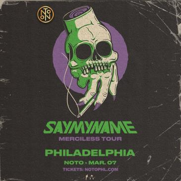 SAYMYNAME: Merciless Tour-img