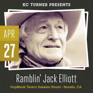 Ramblin' Jack Elliott: Main Image