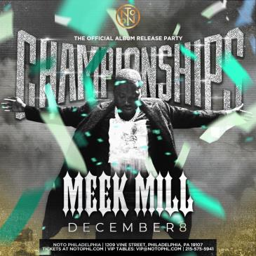 Meek Mill: Official Album Release Party: Main Image