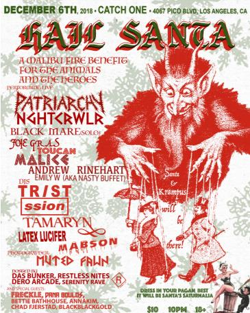 Hail Santa - A Malibu Fire Benefit: Main Image