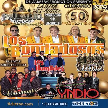 LOS BONDADOSOS: Main Image