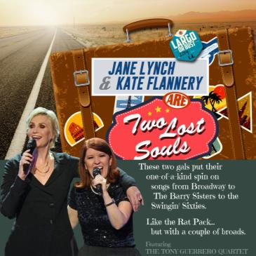 Jane Lynch & Kate Flannery are Two Lost Souls-img