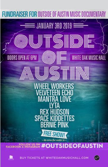 Outside Of Austin: Main Image
