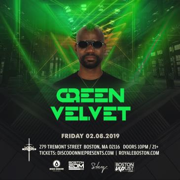 Green Velvet - BOSTON: Main Image