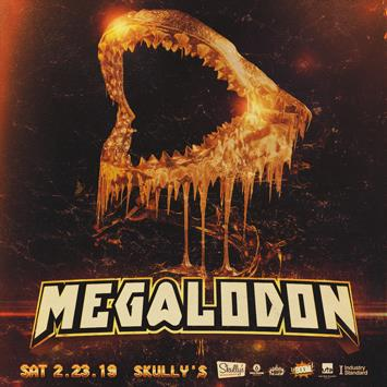 Megalodon - COLUMBUS: Main Image