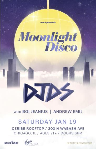 Moonlight Disco w/ DJDS: Main Image