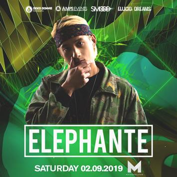 Elephante - NEW ORLEANS: Main Image