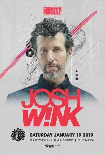 Josh Wink: Main Image