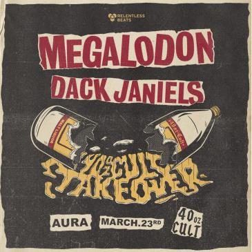 Megalodon + Dack Janiels: Main Image