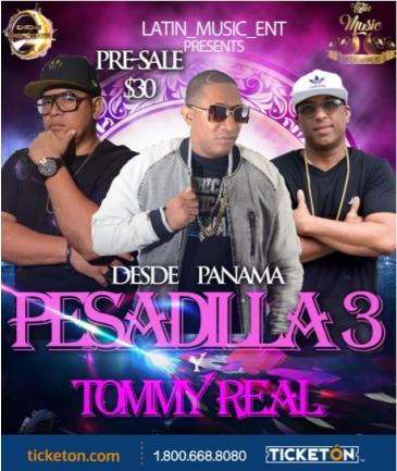 PESADILLA 3 Y TOMMY REAL: Main Image
