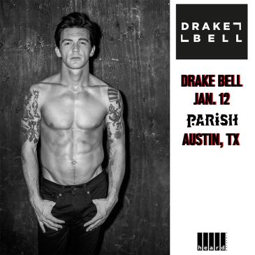 Drake Bell (from Nickelodeon's Drake and Josh): Main Image