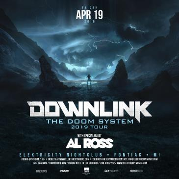 DOWNLINK + AL ROSS: Main Image