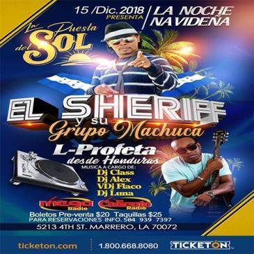 EL SHERIFF Y EL PROFETA: Main Image