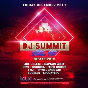 DJ SUMMIT VOLUME 10: Main Image
