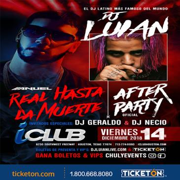 AFTER PARTY - DJ LUIAN: Main Image