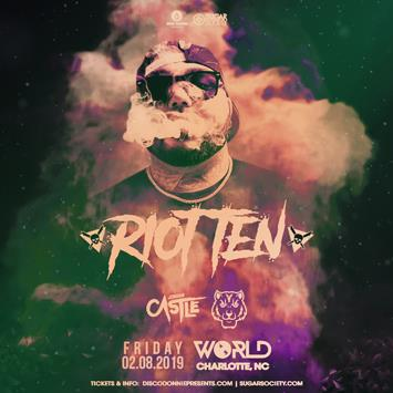 Riot Ten - CHARLOTTE: Main Image