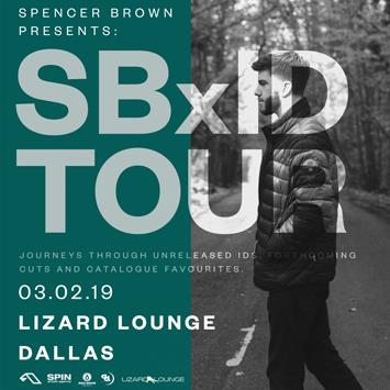 Spencer Brown - DALLAS: Main Image