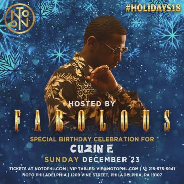 Fabolous: Birthday Celebration For Cuzin E: Main Image