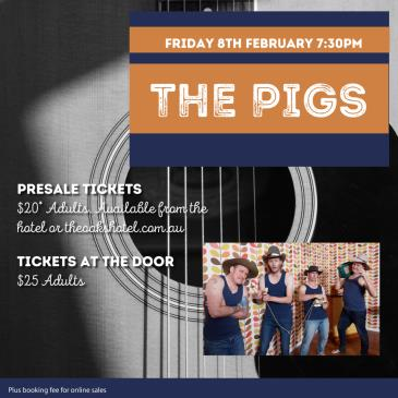 The Pigs: Main Image