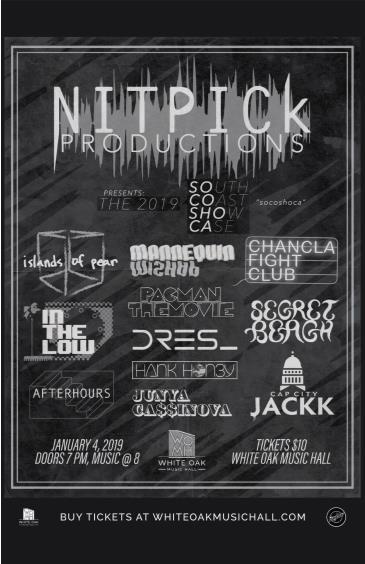Nitpick Productions: Main Image