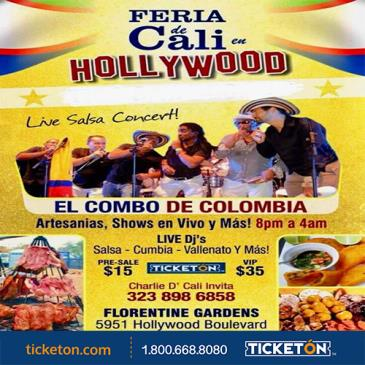 FIESTA COLOMBIA- FERIA DE CALI: Main Image