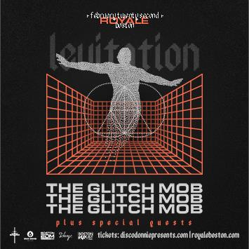 The Glitch Mob (DJ Set) - BOSTON: Main Image
