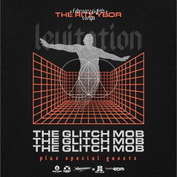 The Glitch Mob (DJ Set) - TAMPA: Main Image