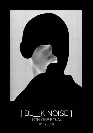 BL__K NOISE: Main Image