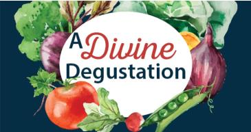A Divine Degustation: Main Image
