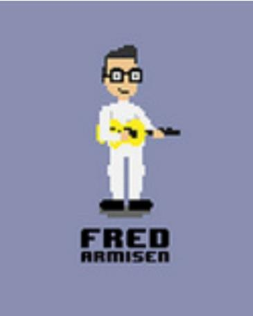 Fred Armisen, Stand up for musicians but everyone is welcome: Main Image