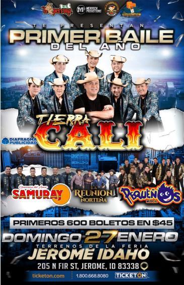 TIERRA CALI /PEQUENOS MUSICAL /SAMURAY: Main Image