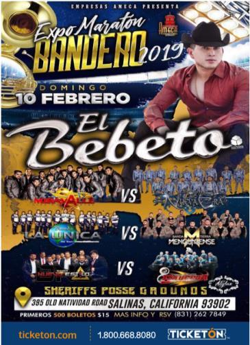 EXPO MARATON BANDERO 2019: Main Image