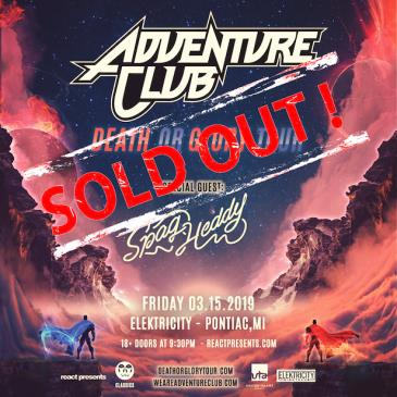 ADVENTURE CLUB & SPAG HEDDY: Main Image