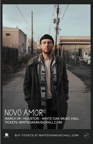 Novo Amor, Gia Margaret: Main Image