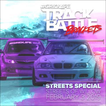 #GRIDLIFE TrackBattle Brackets | Streets Special-img