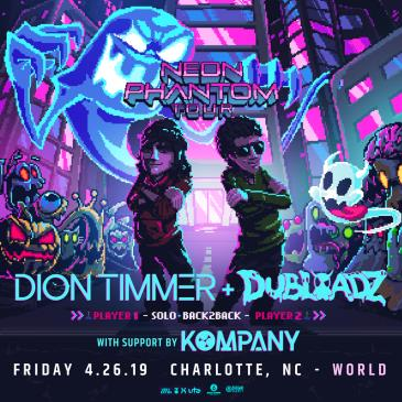 Dion Timmer X Dubloadz - CHARLOTTE: Main Image