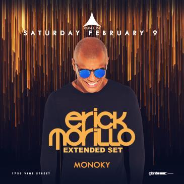 Erick Morillo: Main Image