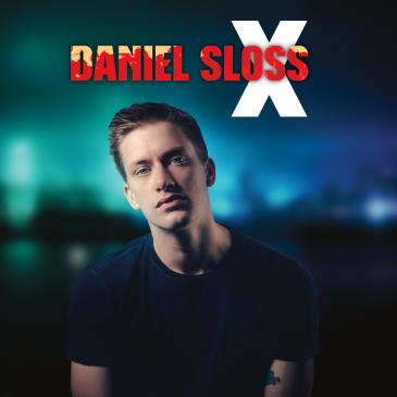 Daniel Sloss: X with special guest Kai Humphries: Main Image